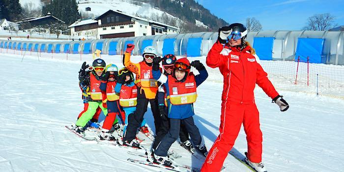 Skischule-Kinderskikurse -Zellamsee - Sksichule