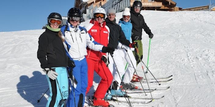 Skischule - Zell am See-Skikurse-Erwachsene